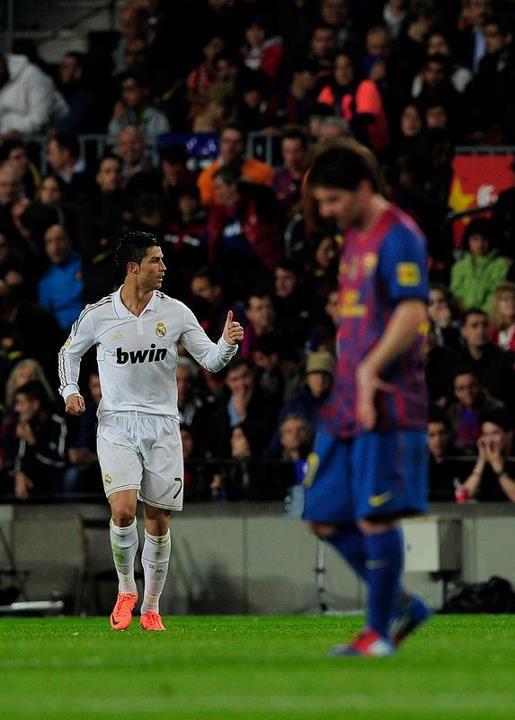 Ronaldo và Sợ chiếc áo số 7